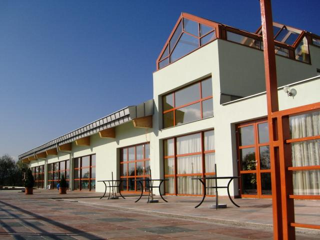 Wellness centrum - Hotel Kaskády